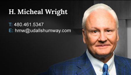 H. Micheal Wright