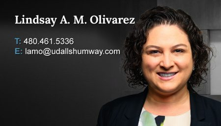 Lindsay A. M. Olivarez