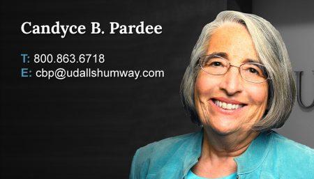 Candyce B. Pardee