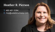 Heather R. Pierson
