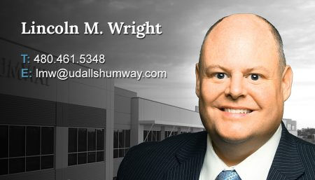 Lincoln M. Wright