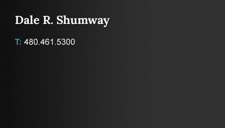 Dale R. Shumway