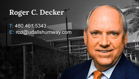 Roger C. Decker