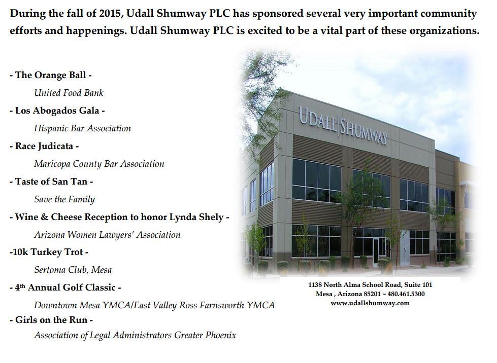 US Sponsorships