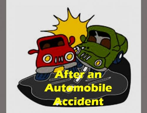Mesa AZ | Immediately After an Automobile Accident