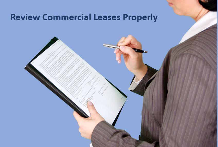 Mesa AZ | Review Commercial Leases