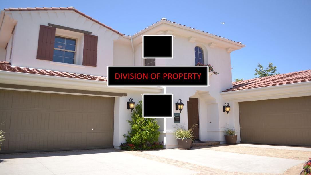 Mesa AZ | Division of Property and Debts