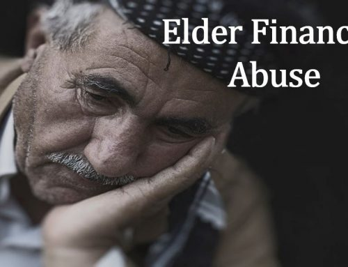 Mesa AZ | Signs of Financial Elder Abuse