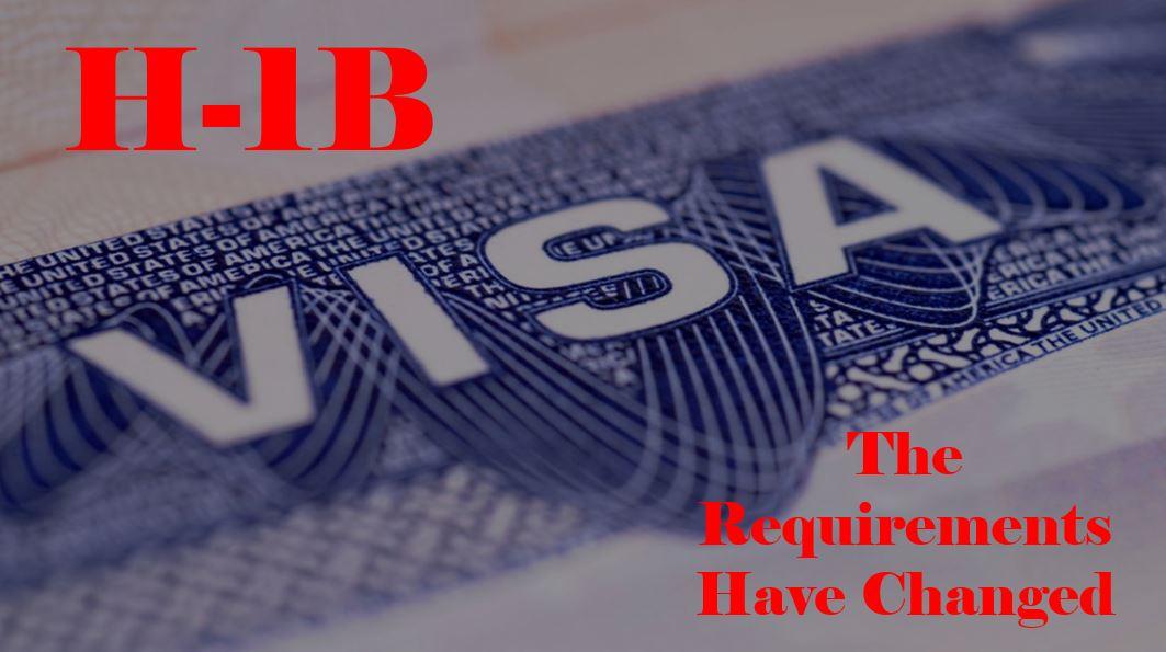 Mesa AZ | H1B Visa Under President Trump's Administration