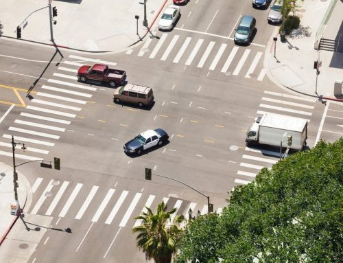 Mesa AZ | Intersection Accidents